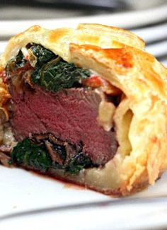 Beef In The Pastry ~ Just when you thought that when it goes to beef there are any new creative ways to cook it, the following recipe is just to blow your mind completely!