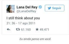 Frase da Lana Del Rey 8