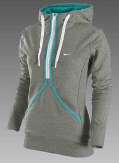 Nike half zip - WANT. I think I pinned some NIKE shoes that would match this purrrrrfectly:) Fitness Style, Fitness Fashion, Gym Fashion, Fitness Outfits, Fitness Wear, Fasion, Mode Style, Style Me, Nike Half Zip