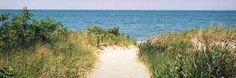 Headlands Beach State Park Largest sand beach in Ohio  9601 Headlands Road Mentor, Ohio 44060