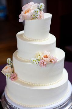 victoria sponge cake wedding asymmetrical - Google Search