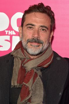 "It is official, Jeffrey Dean Morgan confirmed that he will join the cast as a villanious character in the TV hit series, ""The Walking Dead."""