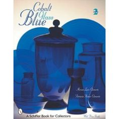 Cobalt Blue Glass book
