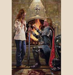 Daughter of the King by Ron DiCianni | Christian Art - Christian Framed Prints | Tapestry Productions