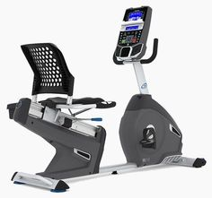 Nautilus Recumbent Bike The comfort and back support of a chair with the fitness benefits of biking. That's what you'll get with the Nautilus Home Gym Equipment, Training Equipment, No Equipment Workout, Fitness Equipment, Best Recumbent Exercise Bike, 30 Day Squat, Bike Prices, Exercise Bike Reviews, Fitness Magazine