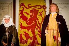 Hillegonda van Voorne en Willem I van Brederode
