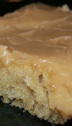 Peanut Butter Texas Sheet Cake | Cocinando con Alena
