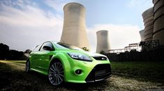 magnificent ford focus rs wallpaper
