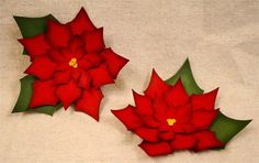Poinsettia perfect for Christmas decorations