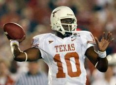 Vince Young~Texas Longhorns