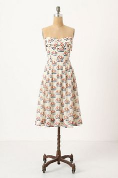 My wallet desperately needs this dress to go on sale!!!    Item: Bike Lane Dress