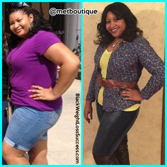 Weight Loss Transformation of the Day: She was motivated by the loss of a loved one to embrace exercise and change her eating habits.