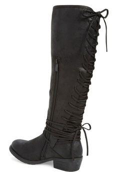83a7f9c6de7 Very volatile - miraculous - knee high zip boot (women) - more colors