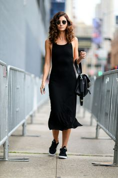 Lily Aldridge - The Streets of Style