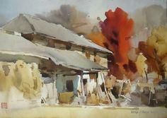 Chen Jia Ling watercolor - Google Search