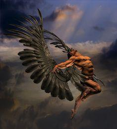 Male angel art - Bing Images