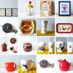 Inspired Vintage Instagram Shop