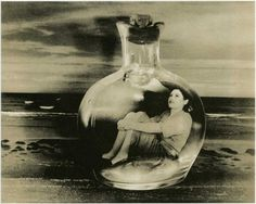 """Botella del mar"", 1950"