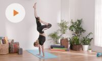 Yoga Inversions 101: An Introduction To Getting Upside Down