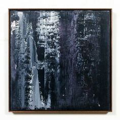 """framewithoutborderworks:  """"martin lechner carré #00140514 - oil on canvas on panel 60 x 60 cm  """""""