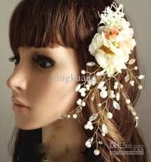 Image result for flower hair accessories