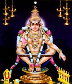 Lord Ayyappa Hindu God of Sabarimala | Hindu Devotional Blog