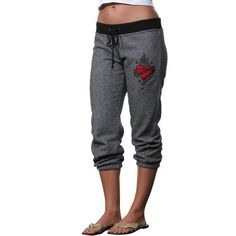 Affliction Everly Junior Capri Pant - Heathered Black (Large) Sinful. $78.00