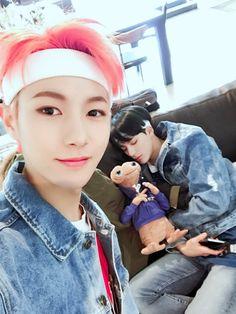 #런쥔 이  찍은 E.T.와 #제노  잠시 후, #쇼챔피언 에서 만나요~  #RENJUN #JENO #NCT_DREAM