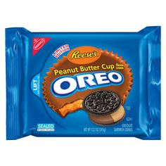 Oreo with Reeses PB Cup Creme LE 12.2 oz