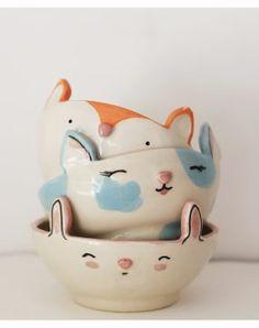 bowl cuenco ceramica artesanal