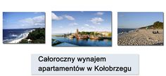 Całoroczny wynajem apartamentów w Kołobrzegu