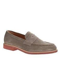 55c24e1e36e12 Kenton suede penny loafers  boataccessorieslights Penny Loafers