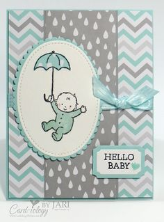 FMS#276 Hello Baby by Jari - Cards and Paper Crafts at Splitcoaststampers