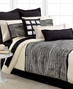For the Urban Sophisticate: ECHO #bedding #decor BUY NOW!