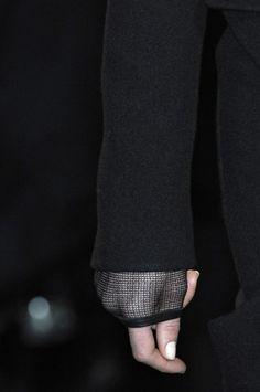 Givenchy - Fall 2009.