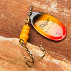 Cheap lure jig, Buy Quality lure directly from China lure pike Suppliers: Fishing Lure Hook Mepps Spinner Spoon Lures With Treble Hooks Wobbler Peche Jig Anzuelos De Pesca Best Fishing Lures, Trout Fishing Tips, Vintage Fishing Lures, Walleye Fishing, Fly Fishing, Fishing Tricks, Women Fishing, Fishing Stuff, Fishing Rods