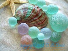 Love sea glass ....
