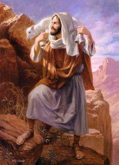 """""""Lamb of God"""" by James Seward"""