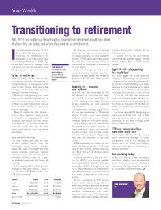 Do you want to successfully transition to your dream retirement? Quantum Financial provides award winning financial planning advice.