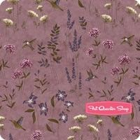 The Potting Shed Phlox Earth Flowers Yardage SKU# 6623-15