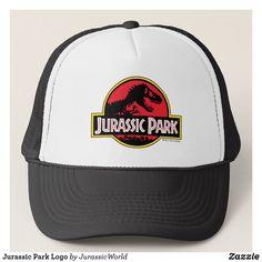 2bcaa6d7c83 Gorra De Camionero Logotipo de Jurassic Park