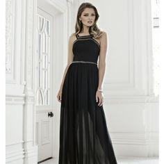 Alexia Embellished Maxi Dress Main Image
