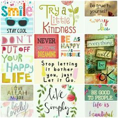 Follow this to live happily!