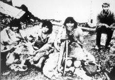 excelentes fotos de aborigenes tierra del fuego 1