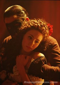 Andrew Lloyd Webber's The Phantom of the Opera Movie Picture (53) | Rope of Silicon