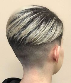 This is the BEST collection of mens undercuts EVER! Short Hair Model, Short Hair Cuts, Short Hair Styles, Shaved Nape, Really Short Hair, Girls Short Haircuts, Bald Hair, Bowl Cut, Hair Dye Colors