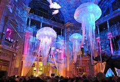 Ocean Hall opening reception , National Museum of Natural History #eventdesigns #eventproduction #eventplanning