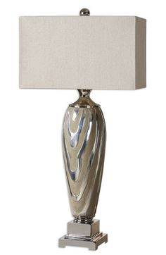 Uttermost 'Allegheny' Ceramic Table Lamp