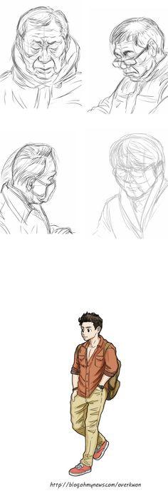 http://blog.ohmynews.com/overkwon/ 오버권 아이패드 스케치 overkwon iPad sketch