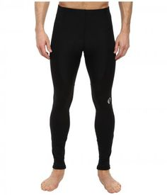 Pearl Izumi - SELECT Thermal Cycling Tight (Black) Men's Workout